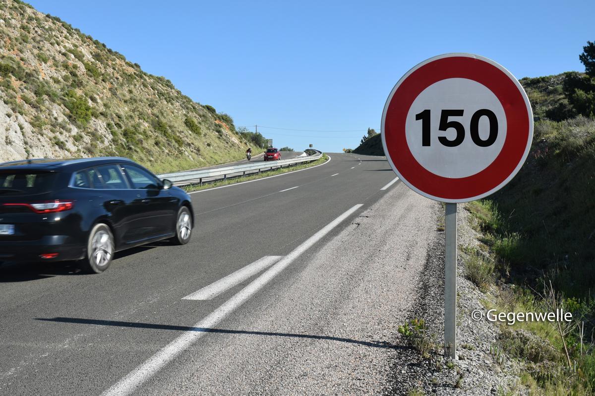 Drängeln auf der Autobahn - So viel ist erlaubt
